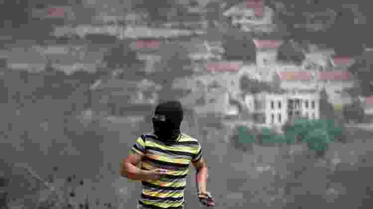 A política de Trump indignou os palestinos - Reuters - Reuters