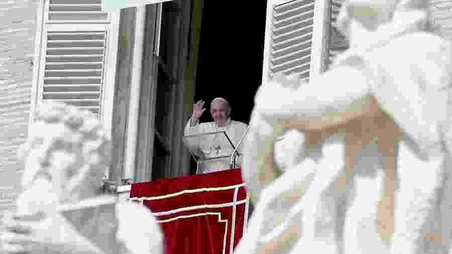 Franco Origlia/Getty Images - Papa Francisco falou sobre diversos temas da sociedade civil em documentário