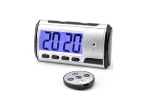 Relógio Câmera Espiã  - Amazon - Amazon