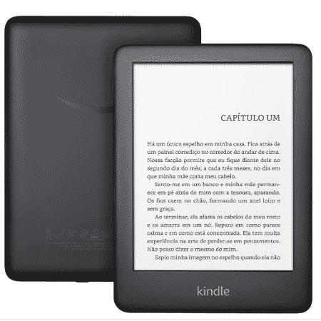 Kindle 10ª geração - Divulgação - Divulgação