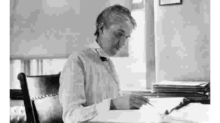 Leavitt em uma foto tirada por volta de 1910 - Alamy - Alamy