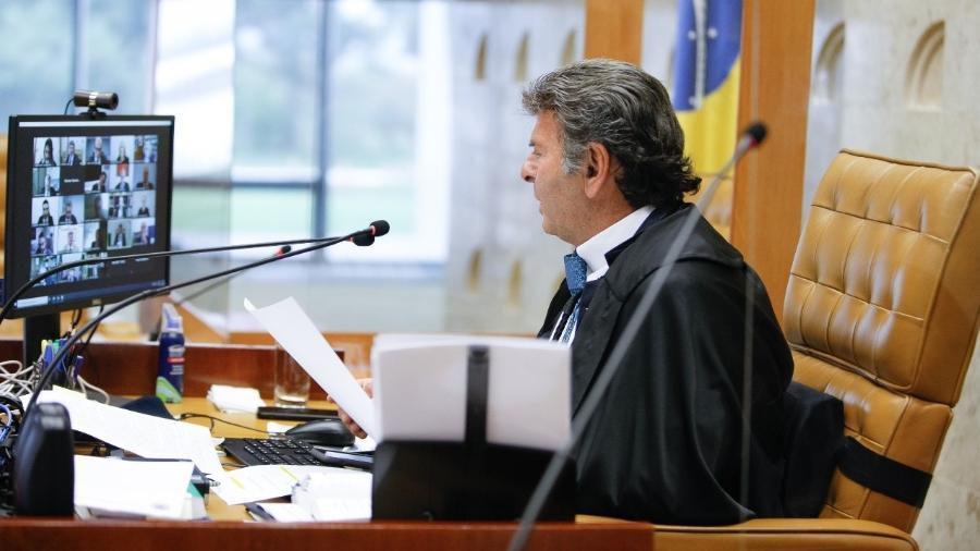 Após 4 anos, STF deve decidir sobre causa bilionária - Fellipe Sampaio/STF