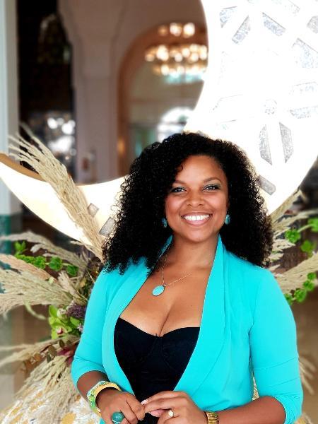 Economista Luana Ozemela, fundadora de fundo para ajudar empreendedores - Divulgação