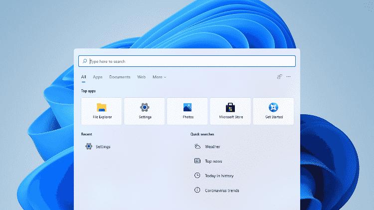 Windows 11 - Reprodução/The Verge - Reprodução/The Verge