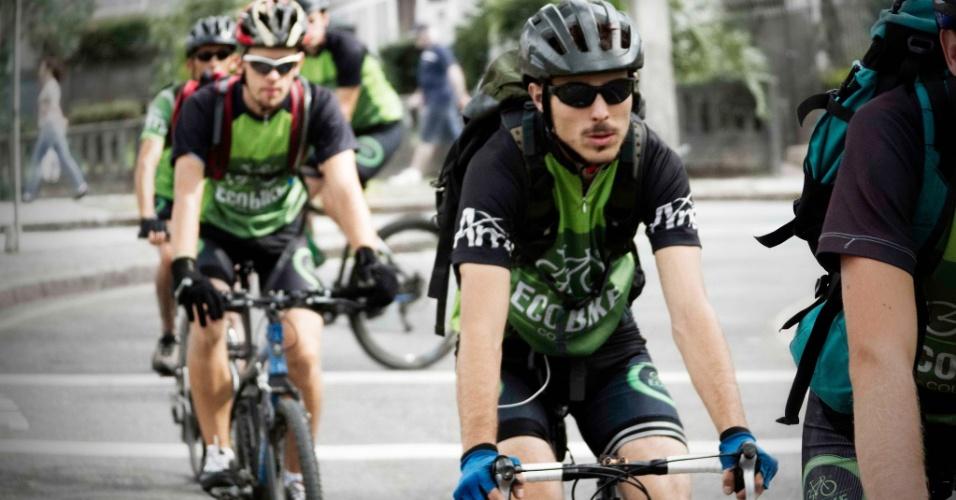 Ecobike Courier, franquia de entrega com bicicletas, pretende chegar a 85 unidades até 2019