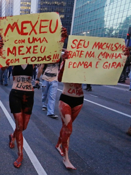 Pesquisa do Ibope mostra como o preconceito está enraizado na sociedade brasileira - Nelson Antoine/Estadão Conteúdo