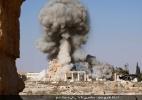 Temos que tomar cuidado para não dignificar o Estado Islâmico - Welayat Homs/AFP