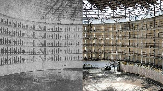 4.jan.2016 - Depois da Revolução Cubana, o presídio abrigou inimigos do novo regime. Em 1961, a superlotação do local causou diversas rebeliões de prisioneiros e greves de fome. Em 1967, o presídio foi desativado