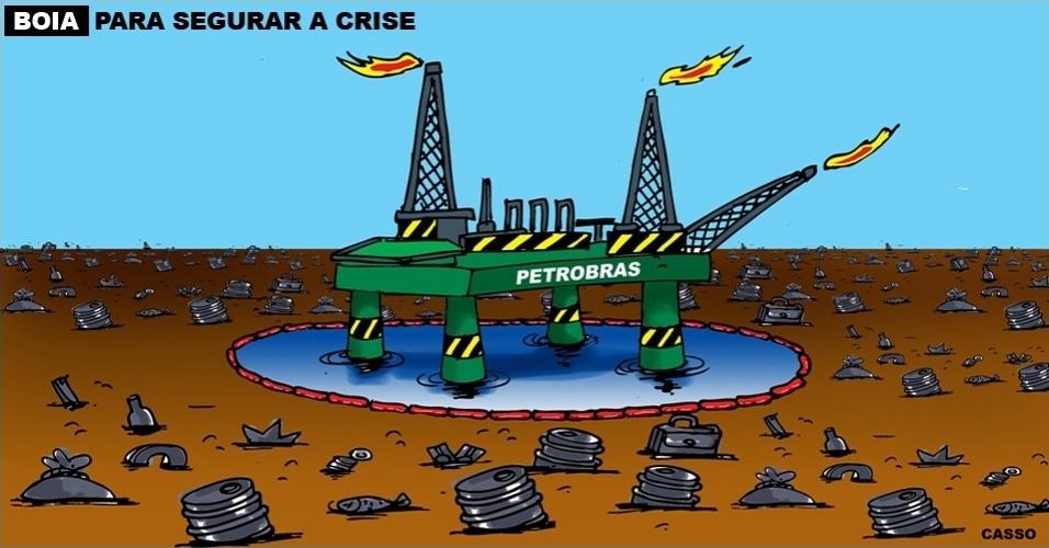 21.jan.2016 - Com o atual preço do petróleo e a crise política brasileira, quem salvará a Petrobras?