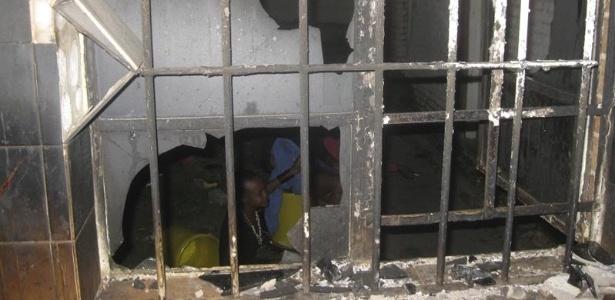 Jovens prostitutas usam casa como bordel no sul de Johannesburgo