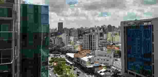 Foto tirada com câmera traseira do Moto G5 Plus - Márcio Padrão/UOL - Márcio Padrão/UOL