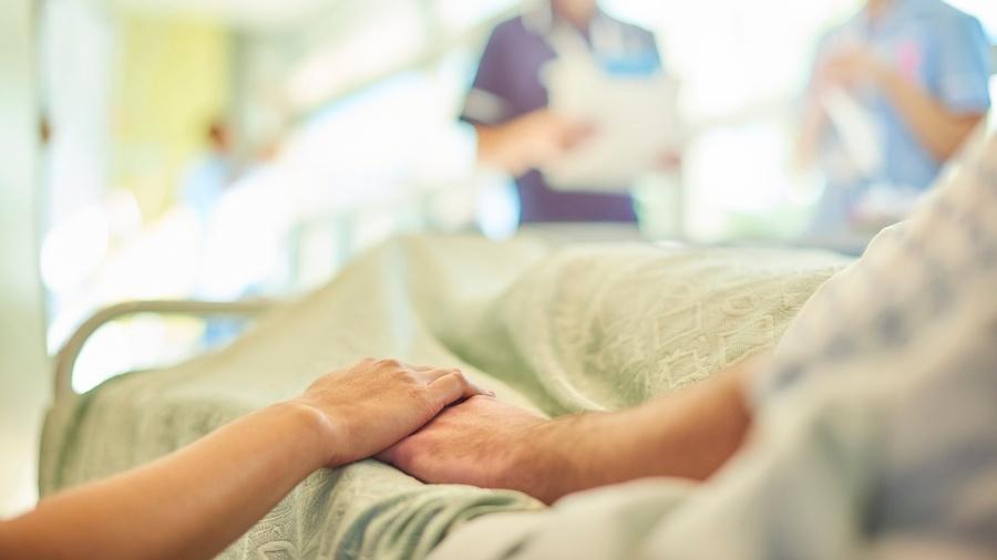 """Em decisão histórica, Câmara de Deputados do Chile aprovou o projeto de """"morte digna e cuidados paliativos"""", nome adotado para a legalização da eutanásia - Getty Images"""
