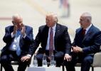 Visita a Israel testa promessas de Trump (Foto: Amir Cohen/ Reuters)