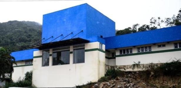 Obra do posto de saúde em Biguaçu (SC) deveria ter sido concluída em 2014