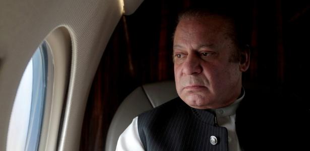 Primeiro-ministro paquistanês renunciou por causa de corrupção - Caren Firouz/ Reuters