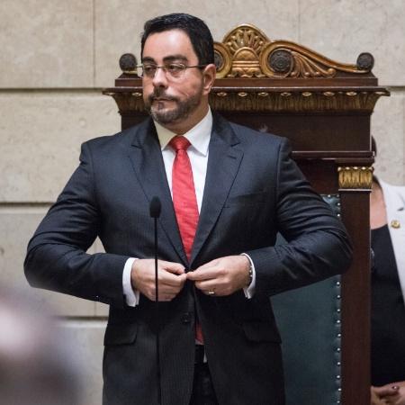 12.jun.2017 - O juiz federal Marcelo Bretas - Leonardo Wen/Folhapress
