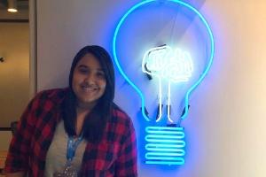 Da favela à startup: jovem empreendedora conquista apoio do Facebook (Foto: UOL)