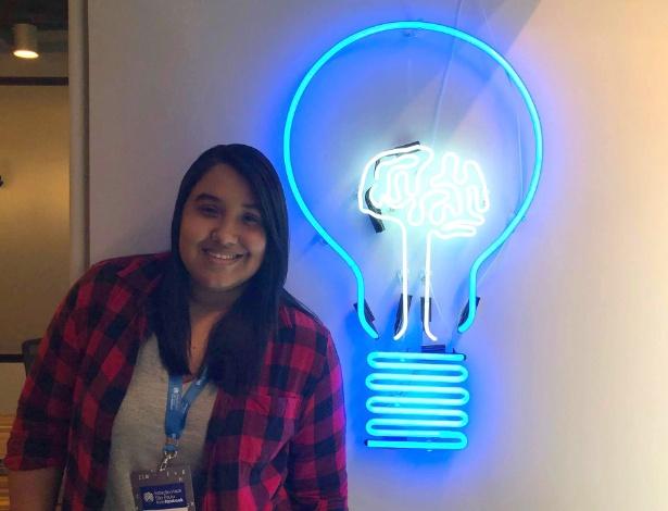 Nanda Carvalho é uma das selecionadas para receber mentoria do Facebook - UOL