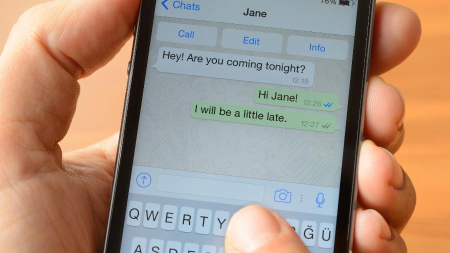 WhatsApp usa técnicas para identificar pessoas maliciosas sem ler mensagens - Getty Images