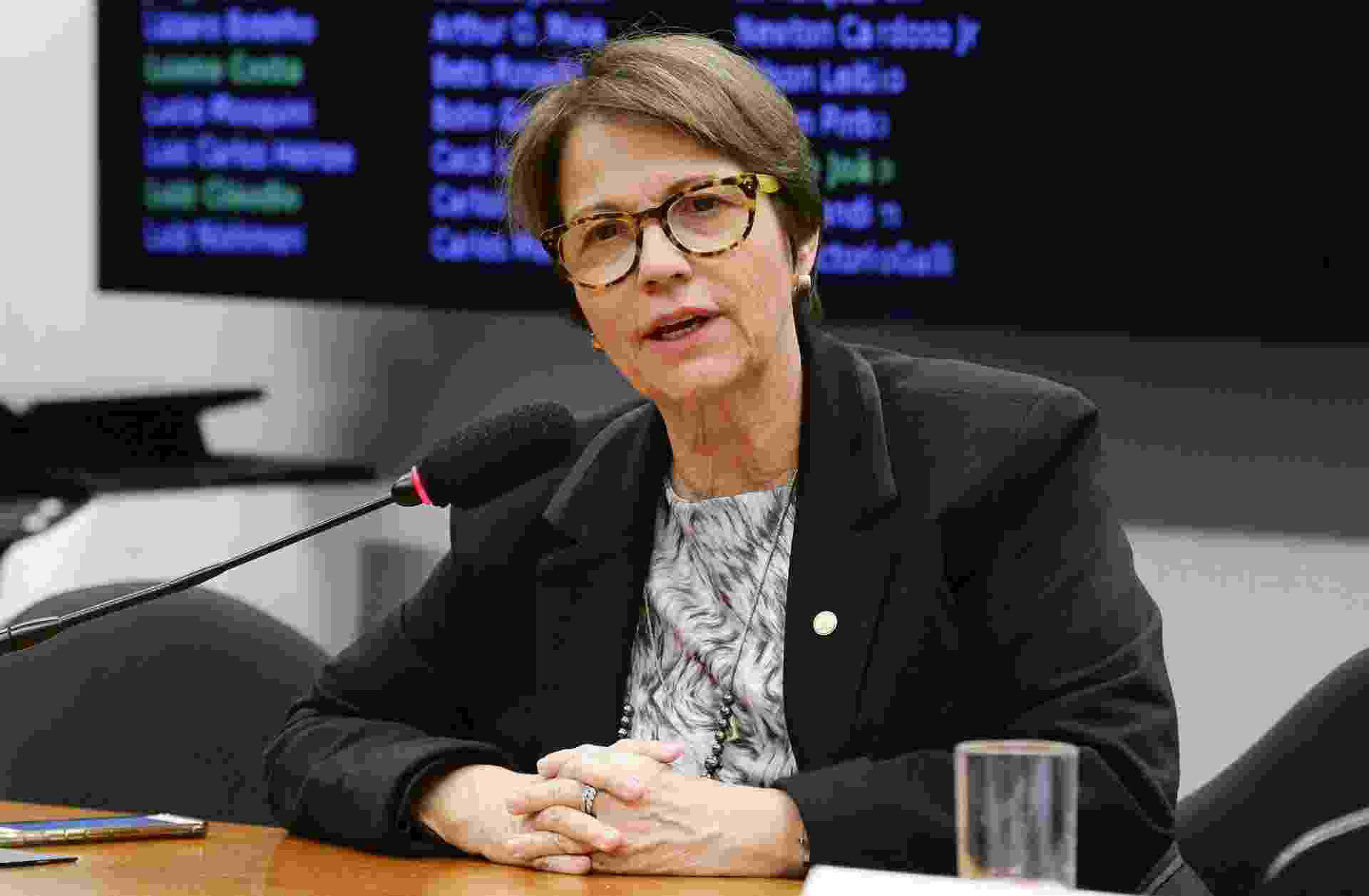 13.jun.2018 - Deputada Tereza Cristina (DEM-MS) - Michel Jesus/Câmara dos Deputados