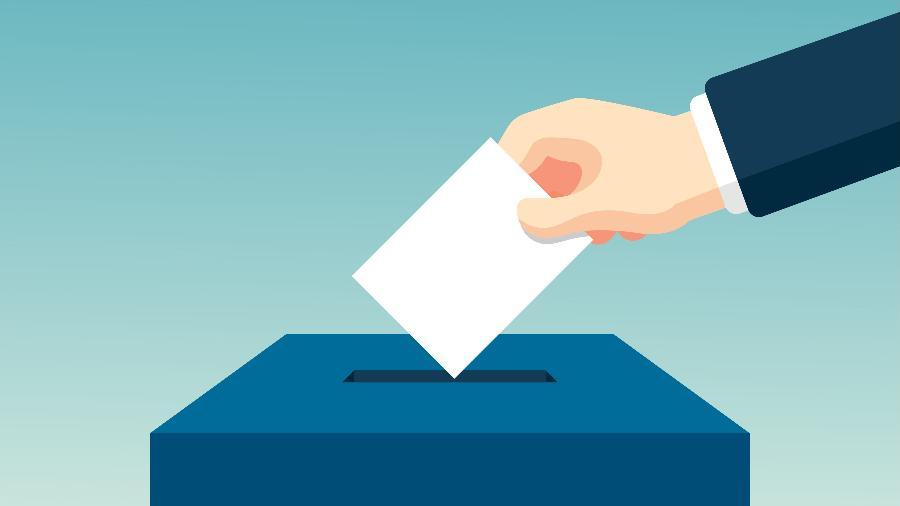 Votação, eleição, tecnologia, voto, democracia - Getty Images/iStockphoto