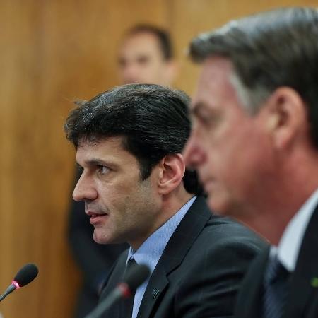 O ministro do Turismo, Marcelo Álvaro Antônio, disse que a mudança dará uma competitividade muito maior ao órgão - Marcos Corrêa-24.abr.2019/PR
