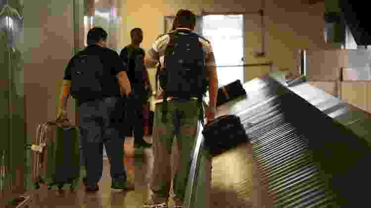 Permissão para cobrança de bagagem é um dos motivos para a chegada das companhias de baixo custo - Divulgação