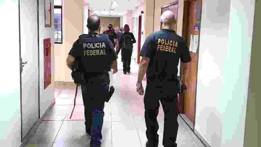 PF cumpre mandados em Extremoz - Polícia Federal