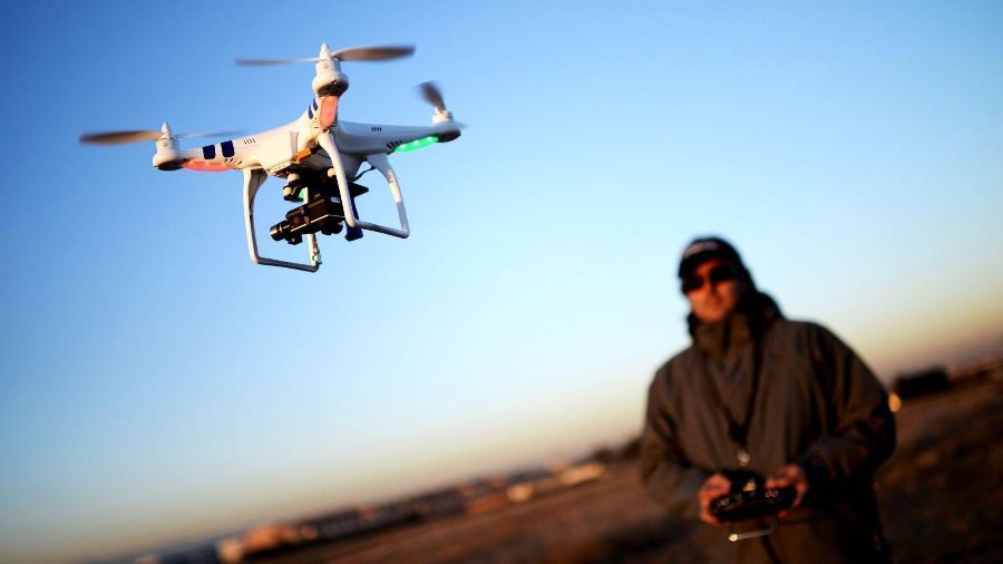 Hoje queridinho de muitos, o drone vai de modelos mais básicos até avançados, feitos para profissionais - Nano Calvo/Corbis