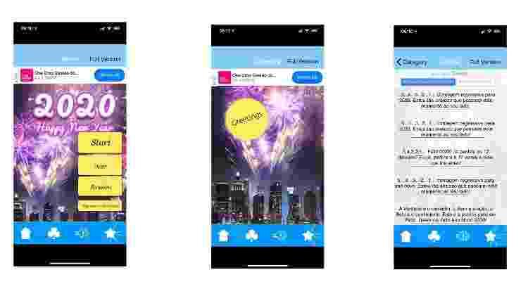 app - Reprodução - Reprodução