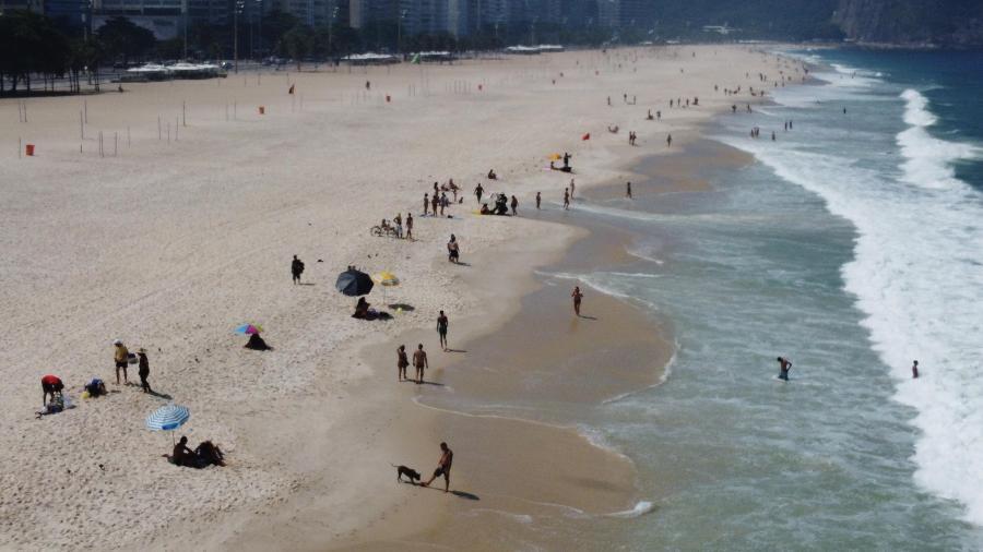 Prefeitura do Rio diz que não vai suspender medidas restritivas após liminar da Justiça - Léo Salles/Futura Press/Estadão Conteúdo