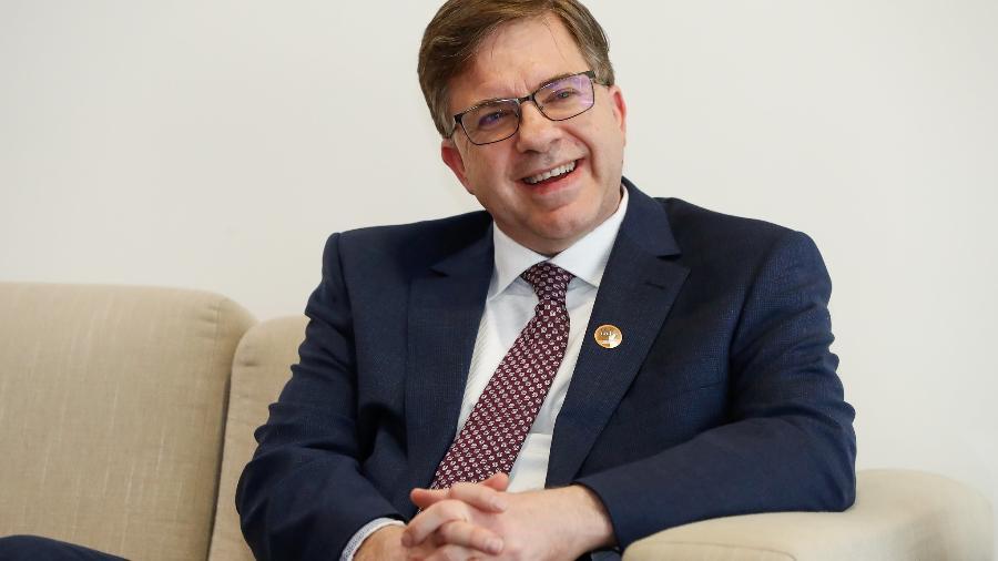 O embaixador dos Estados Unidos no Brasil, Todd Chapman, deixará o país no próximo domingo - Alan Santos/PR