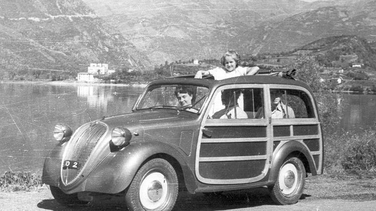 Fiat Topolino Giardiniera - Comunicato stampa - Comunicato stampa