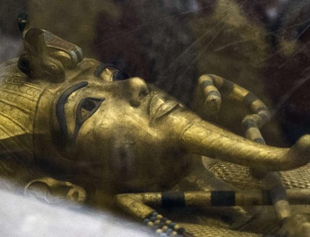 Egito anuncia nova descoberta arqueológica na tumba de Tutancâmon