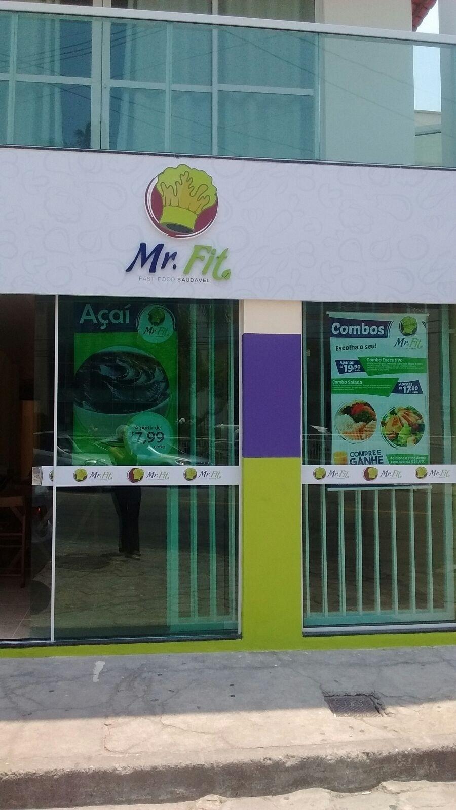 Franquia Mr Fit Fast Food
