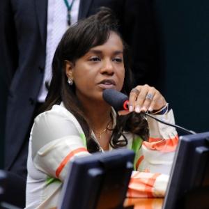 Deputada Tia Eron (PRB-BA)