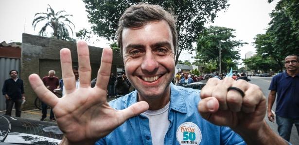 Políticos do PSOL pedem eleições diretas após pronunciamento de Temer - Marco Antônio Teixeira/UOL