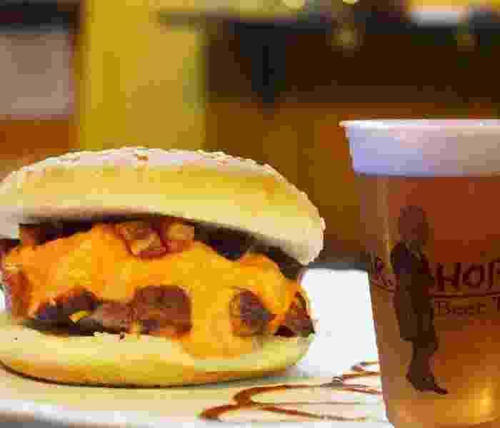 Rede Mr. Hoppy Beer & Burger - Divulgação