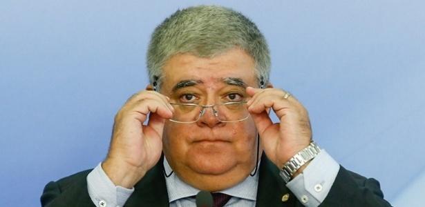 O ministro Carlos Marun - Folhapress