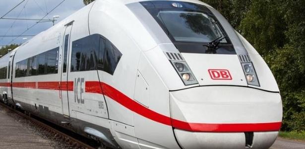 Trens ICE da série 4 começarão a circular em dezembro na Alemanha