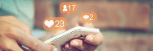 É possível compartilhar posts de uma rede social para outra; veja como (Foto: Reprodução)