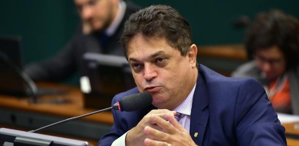 Deputado João Rodrigues (PSD-SC) durante audiência pública na Câmara - Zeca Ribeiro/Câmara dos Deputados