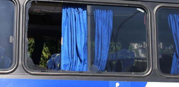 acd4a2192f1 Suspeitos mortos no acesso à ponte Rio-Niterói fizeram ônibus de ...
