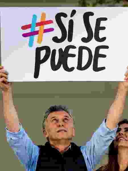 Derrota de Mauricio Macri (foto) nas eleições primárias argentinas afetou o mercado, que começaram a despencar em meio à preocupação de que as políticas do oposicionista Alberto Fernández atrasariam o crescimento econômico - Ronaldo Schemidt/AFP