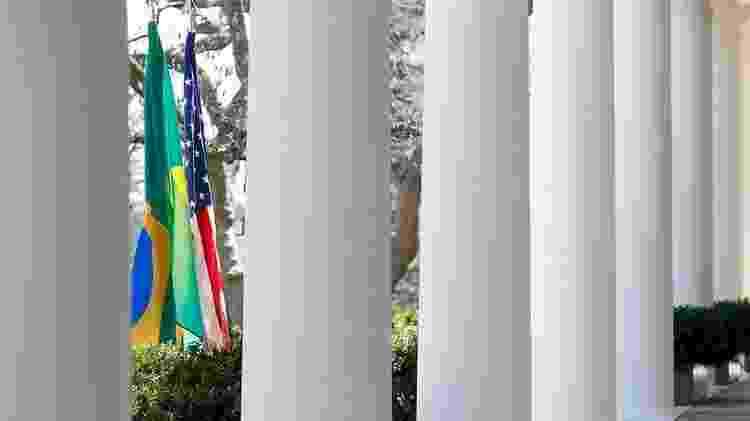 Prioridade absoluta ou relativa? Brasil e EUA indicam ter expectativas diferentes sobre relação bilateral - Alan Santos/Presidência da República - Alan Santos/Presidência da República