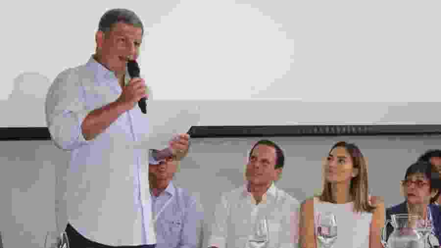 Filiação de Gustavo Bebianno ao PSDB - Divulgação