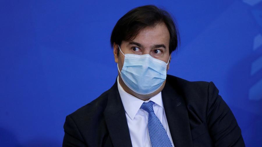 Presidente da Câmara, Rodrigo Maia disse que está indisposto - Adriano Machado