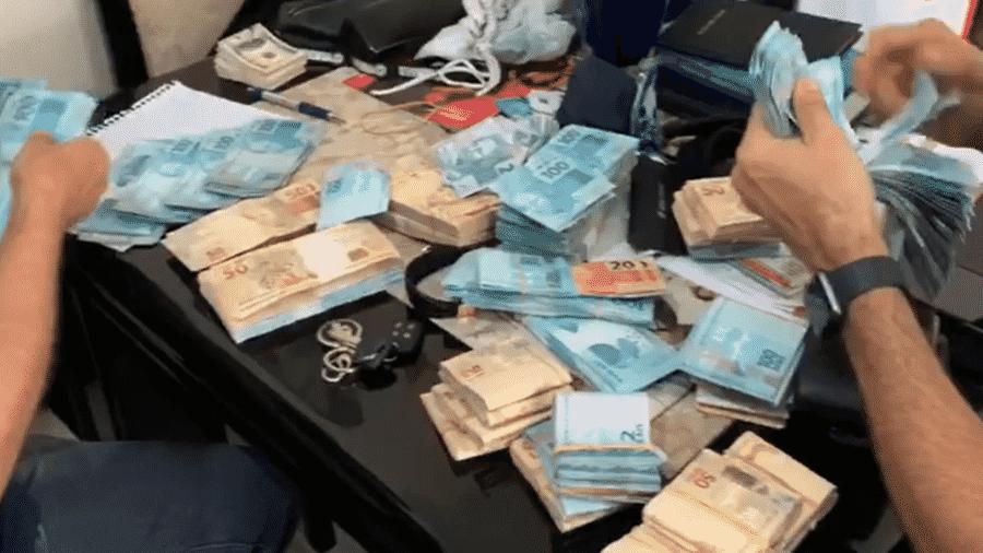 Agentes cumprem três mandados de busca e apreensão na 76ª fase da Lava Jato - Divulgação/Polícia Federal