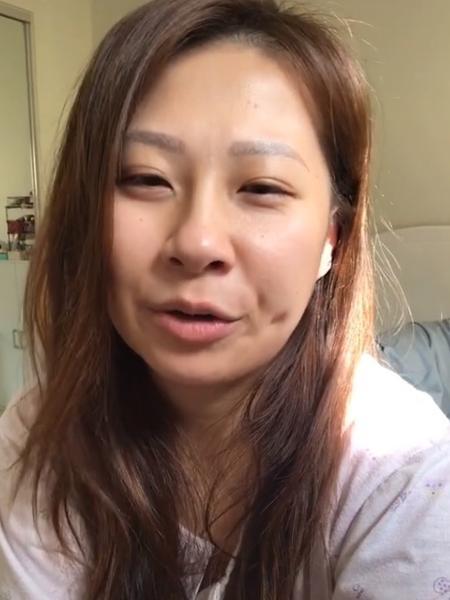 Australiana com sotaque irlandês em vídeo no TikTok - Reprodução/TikTok/angie.mcyen