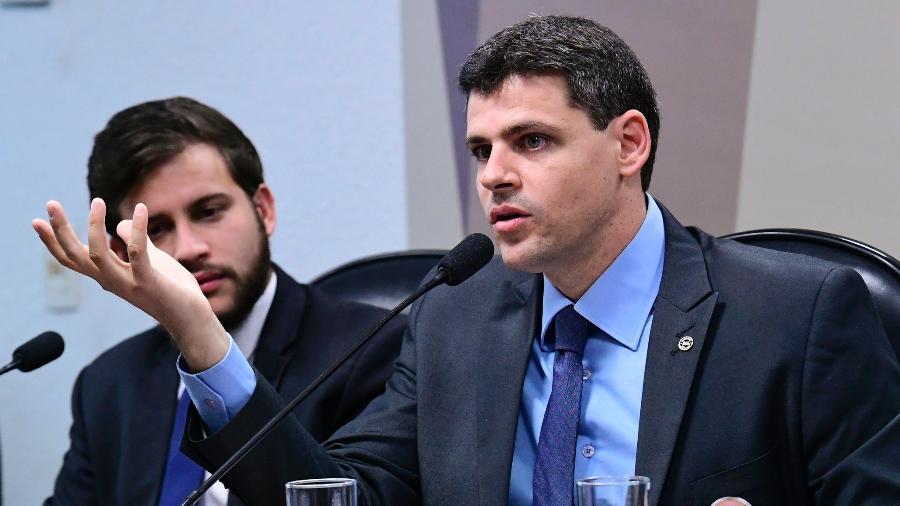Diretor de Programa da Secretaria Especial de Fazenda do Ministério da Economia, Bruno Funchal - Geraldo Magela/Agência Senado
